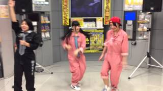 Doggy Gang:DOGGY REVOLUTION KGY40Jr.@柏タワレコ 2014/3/27.
