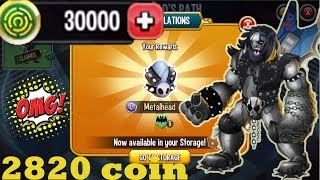 Monster Legends - Metalhead Limited path spend 2820 maze coin get egg