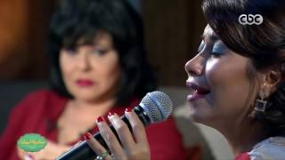 "Download صاحبة السعادة | شاهد شيرين تبكى اثناء غناء "" كده ياقلبى "" مع صاحبة السعادة Mp3 and Videos"