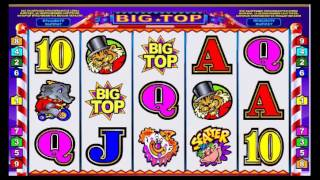 Игровой автомат Биг Топ играть онлайн на free-play-avtomaty.ru
