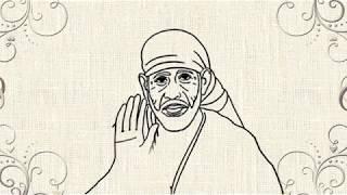 How to Draw Sai Baba