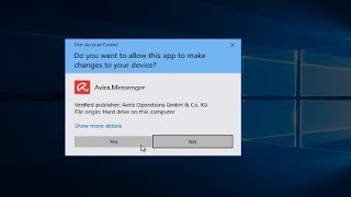 Avira Free Antivirus - How To Temporarily Disable Real Time Protection