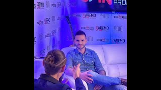 Saremo in Promolive | Intervista a Jvan Prizio | ROS Group