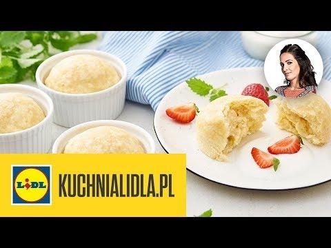 Bułeczki Bez Glutenu I Bez Pieczenia Kinga Paruzel Kuchnia Lidla