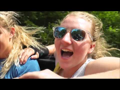 ALLEGHANY STATE PARK HOME VIDEO 2016