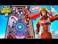 FORTNITE PINBALL - Epic Fortnite Creative Maps W/ Papa Jake (Funny Moments)