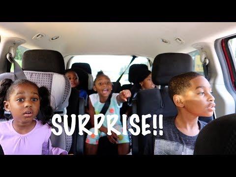 Mini Family Vacation   Black Family Vlogs