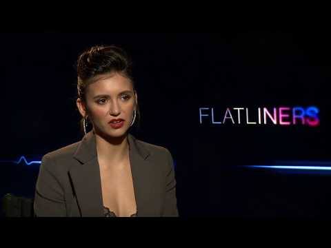 """Nina Dobrev interview: """"I am all about living in the present"""""""
