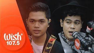 "The Juans perform ""Atin Ang Mundo"" LIVE on Wish 107.5 Bus"