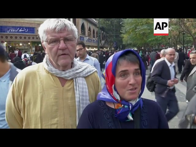 Tourism on the rise in Iran
