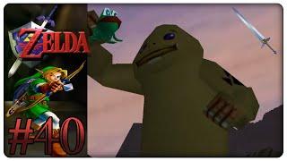 The Legend of Zelda: Ocarina of Time #40: Big, bigger, Biggoron-Schwert! - Let's Play [100%/GER]