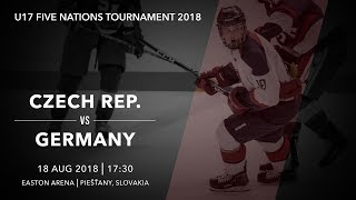 U17 5 Nations Tournament 2018 | Germany - USA