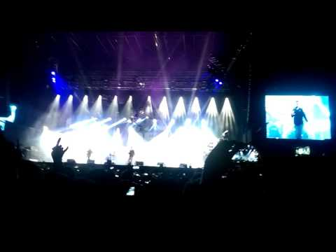 System Of A Down Live at Bogota Radio/video Full HD oct-2015