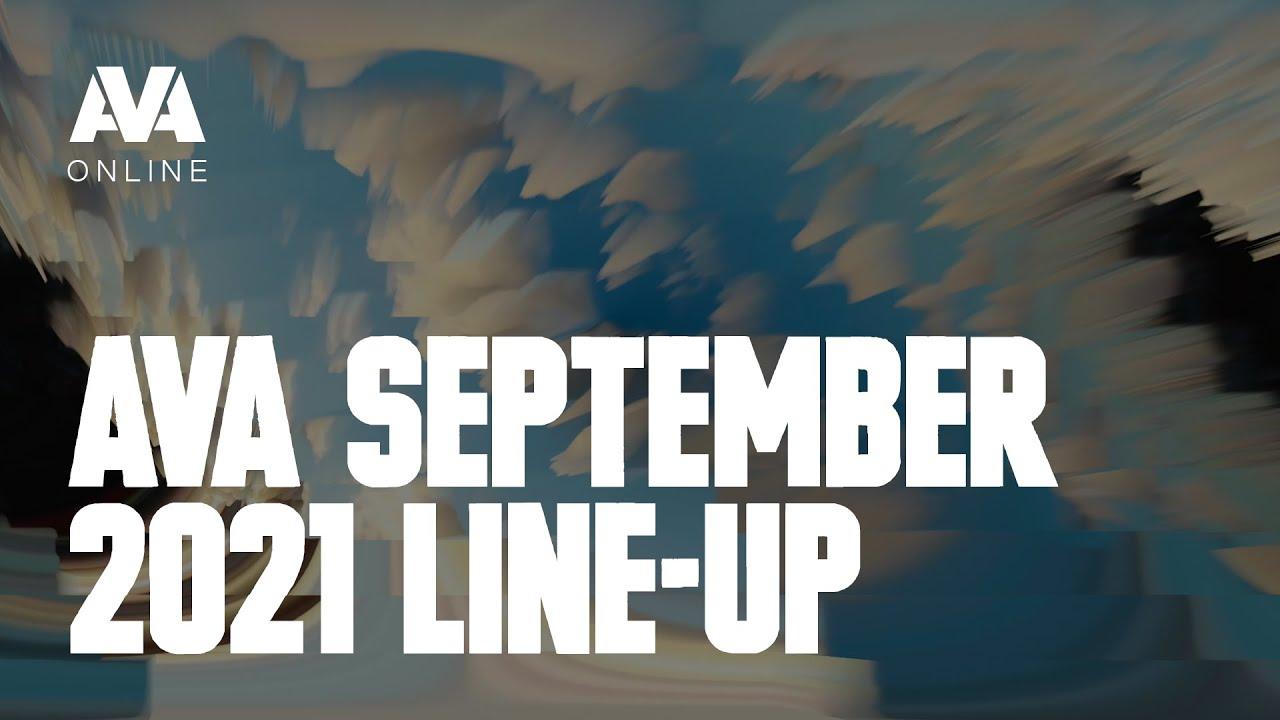 AVA September 2021 Trailer