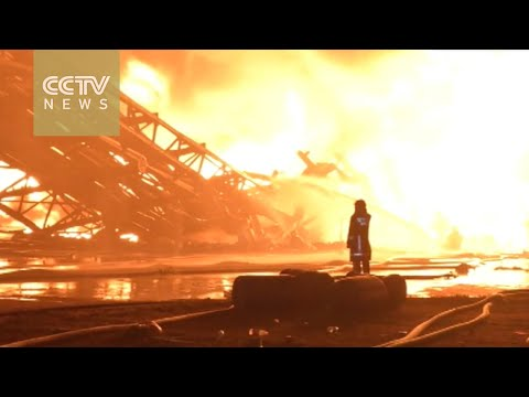 East China chemical warehouse fire extinguished