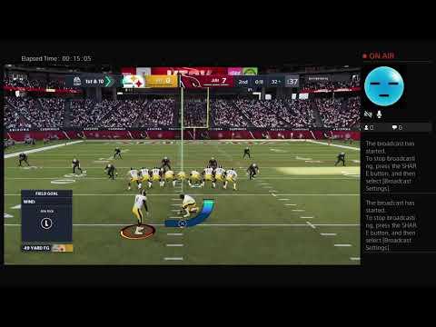 MajorCookGaming Steelers Gauntlet game 2 |