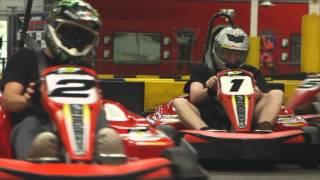 Brett Metcalfe - Karting Driving Tips at Pole Position Raceway (Line Choice)