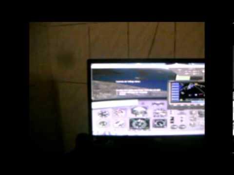 Lockheed Jetstar de prefíxo-N41NC no Flight Simulator 2004