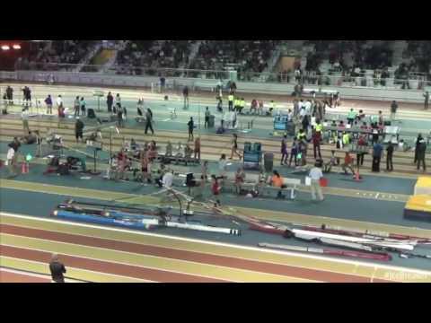 TBT: Nathaniel Huggins Beats Maxwell Willis in Ice Breaker 400m
