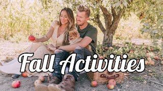 FALL BUCKET LIST 2019 | Things to do this Fall
