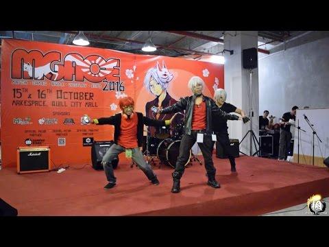 【MGACE 2016】 Mystic Messenger Opening Dance (Feat. GG Twins & Johan Yusof)