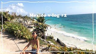 Vlog_여행브이로그, 멕시코여행, 툴룸, 세노테추천,…