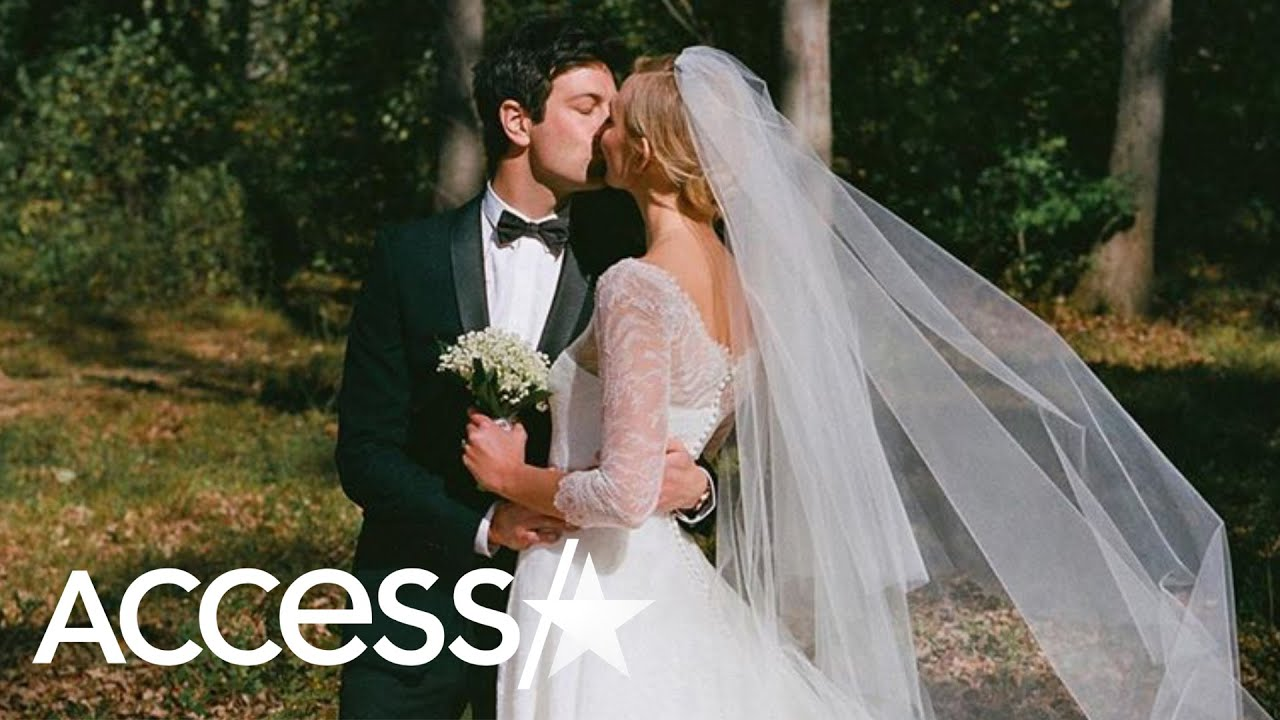 Karlie Kloss Tears Up Seeing Wedding Dress That Took 700 Hours To Make In Video For 1st Anniversary