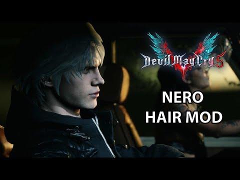 Devil May Cry 5 - Nero DMC 4 Hair Mod thumbnail