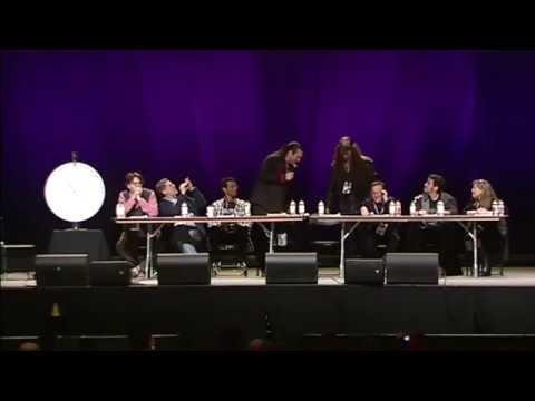 CALGARY  EXPO 2013: VOICE ACTOR MOVIE MEDLEY