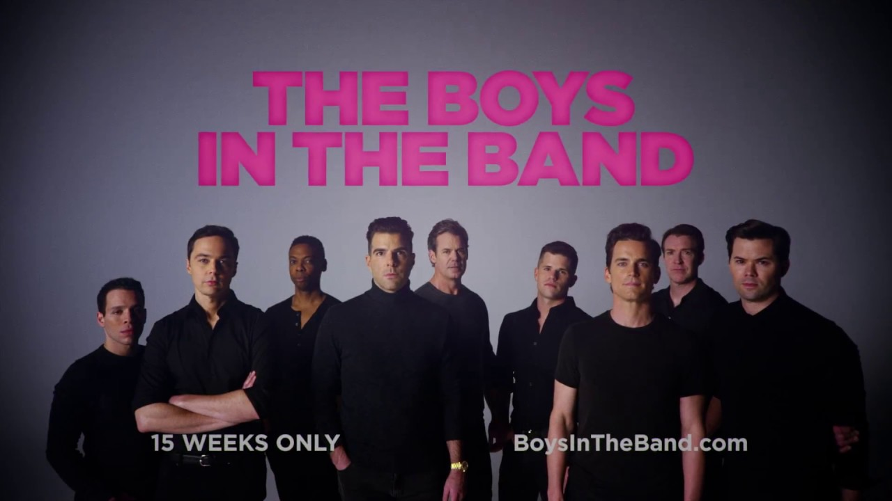 The Boys in the Band | The 50th Anniversary of the Landmark Play ...