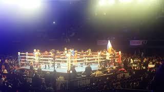 Romero Duno fight (Great Western Forum Los Angeles) 02/2018