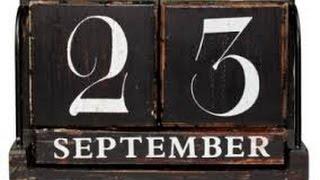 Septiembre 23 de 2015, ¿el día del Juicio?
