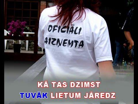 "Sirds sadeg neparasti - karaoke ""Agrais rīts"" www.kar.lv"