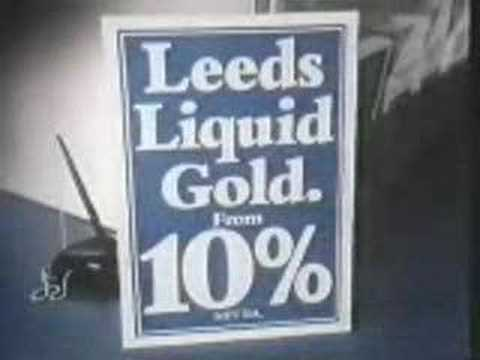 Leeds Building Society - Liquid Gold - Greyhound - UK Advert