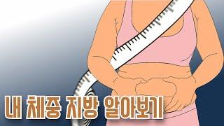 내 체중 지방 알아보기 :: 표준 체중 계산법 및 비만…