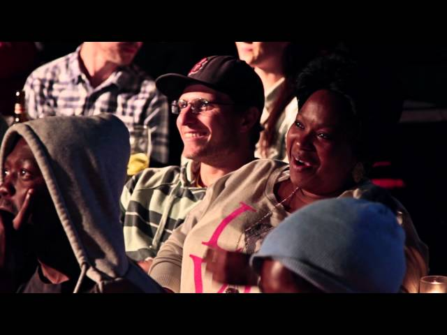 Comedy Roundtable: Joe Parker and South African Stand-up