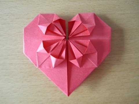 How To Make A Origami Rose Box