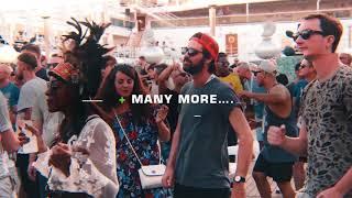 MDRNTY Cruise 2018 Full Line-up Teaser