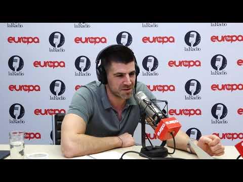 Dragos Bucurenci este La Radio cu Andreea Esca