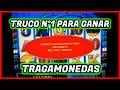 TRUCO #1 PARA GANAR EN LAS MÁQUINAS TRAGAMONEDAS DEL CASINO