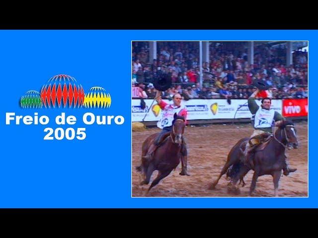 NOSTALGIA FREIO DE OURO 2005