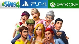 The Sims 4 Xbox PS4 Gameplay Walkthrough Part 1 Let