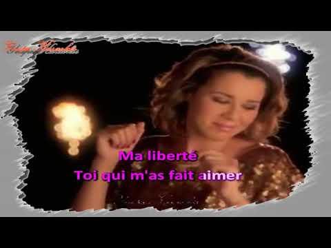 Karaoké - Chimène Badi - Ma liberté  (Sans Chœurs)