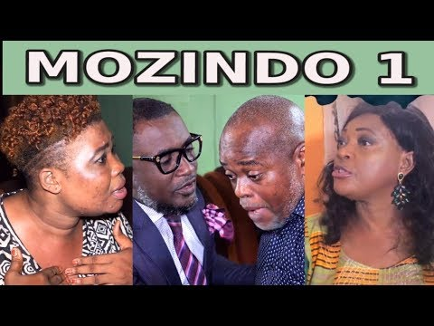 MOZINDO  Ep 1 Theatre Congolais Sylla,Cocquette,Makambo,Soundiata,Darling,Dacosta