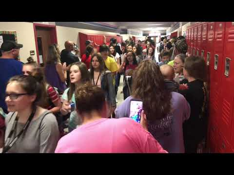 2019 Gene Pike Middle School 8th Grade Clap Out