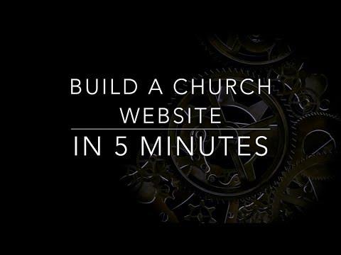 Church Website Builder Church Web Creator Church Cms