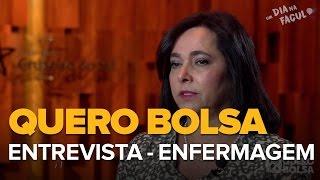 Um dia na Cruzeiro do Sul - Entrevista Coordenadora do Curso de Enfermagem