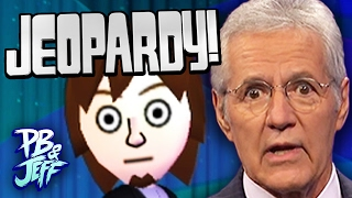EPIC EMBARRASSMENT! - Jeopardy (Wii)