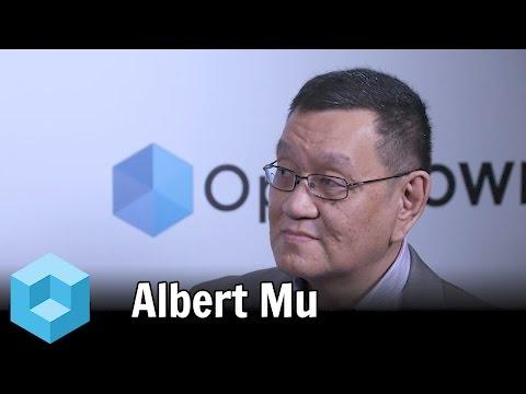 Albert Mu, Mitac | OpenPOWER Summit 2016