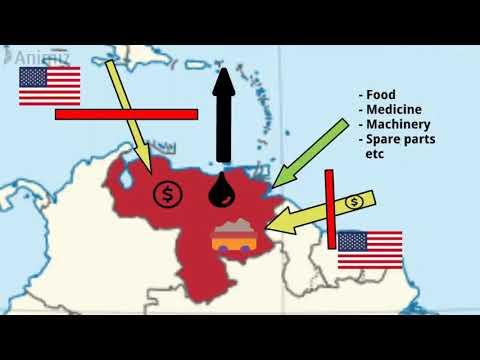 Venezuela in Crisis Part 4: The United States and Economic Sanctions
